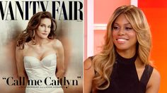 Laverne Cox on Caitlyn Jenner: I don't think I need to give her advice