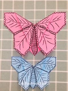 Fun DIY Activities with your kid? DIY can cultivate children's and cultivate your child's observation # Braids videos drawing 10 DIY Activities To Do With Your Kids – Butterfly Art Cool Paper Crafts, Diy Crafts For Kids, Arts And Crafts, Origami Videos, Diy Cans, Butterfly Art, Activities To Do, Creations, Diy Projects