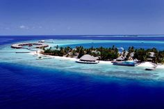 Huvafen Fushi-Maldives.