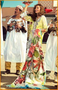 Summer dress in pakistan journal of botany