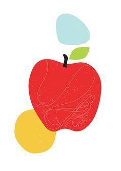 Day 273 | apple | by Kathy Kavan