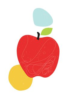 Day 273 | apple | by Kathy Kavan