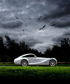 Cruella's New Car // Morgan Motor Aero Coupe