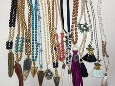 Jewels!! Meesh+Mary Boutique!
