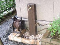 dimasiel:立水栓 DIY 完成