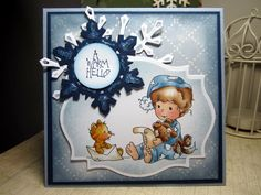 A Letter for Me by cheryl l rowley - Cards and Paper Crafts at Splitcoaststampers