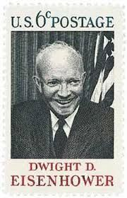 """Dwight David """"Ike"""" Eisenhower (October 14, 1890 – March 28, 1969) an American politician and Army general who served as the 34th US President from 1953 until 1961."""