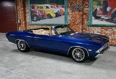 1968 Chevelle convertible