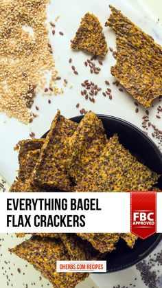 The everything bagel is a beloved breakfast item, but starting your day off with bread is horrible. When you invite the fattening cream cheese to the party, you set your digestive system up for failure. Yes, this is how many people start their days, but they can get an everything bagel fix without the unhealthy carbs and dairy.