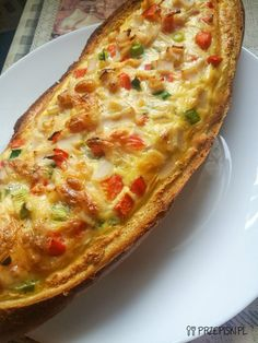 Hawaiian Pizza, Vegetable Pizza, Quiche, Side Dishes, Sandwiches, Vegetables, Breakfast, Food, Morning Coffee