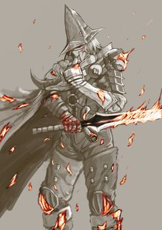 Abyss Watchers,DSIII персонажи,Dark Souls 3,Dark Souls,фэндомы