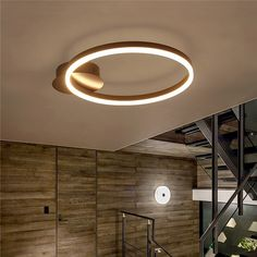 This led ceiling light was spray paint,it has high transmittance,which is suitable for study room,bedroom, living room and dining room. Sloped Ceiling Lighting, Slanted Ceiling, Led Ceiling Lights, Round Pendant Light, Cage Pendant Light, Crystal Pendant Lighting, Interior Lighting, Modern Lighting, Lighting Design