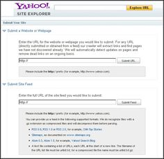 Form for Yahoo ping