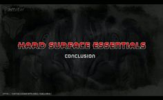 Grant Warwick- Hard Surface Essentials