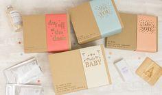 Creative Gift Packaging, Craft Packaging, Packaging Stickers, Candle Packaging, Soap Packaging, Jewelry Packaging, Creative Gifts, Packaging Ideas, Kraft Box Packaging