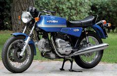 1974 Ducati 860 GTE