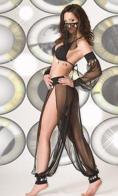 lingerie seditious sexy dance nightwear by butterfliesatsunset, $85.00