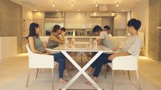 Terrace House (2015) In Tokyo, six men and women who start as strangers live together under one roof for the summer. No script, new episode released each week.