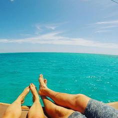 Relax with each other in Fiji