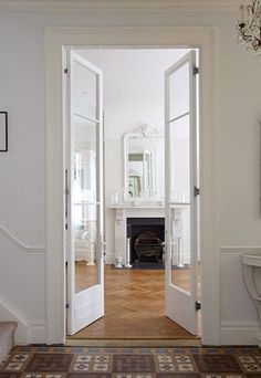 Tips, methods, including quick guide beneficial to obtaining the greatest end result as well as making the optimum use of french doors bedroom Internal Double Doors, Double Glass Doors, Double Entry Doors, Living Room Double Doors, French Doors With Screens, French Doors Patio, Patio Doors, Double Doors Interior, Interior Barn Doors