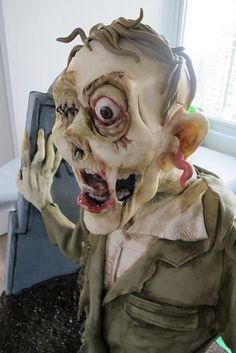 Zombie Cake by Karen