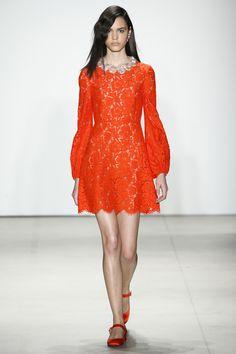 Jenny Packham Fall 2016 Ready-to-Wear Fashion Show