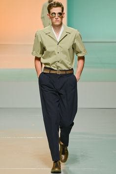 Z Zegna Spring 2013 Menswear Collection Slideshow on Style.com