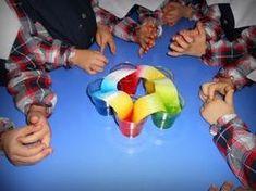 Su Deneyi -Okul öncesi eğitim : MİNİ GÜNCE