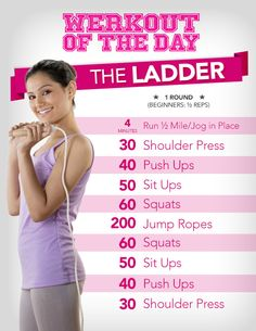 WOD_The Ladder