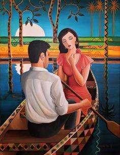 Nadia Osi-Iraqi artist