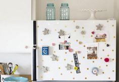 Vídeo: DIY sobre cómo decorar la nevera con washi tape | Decorar tu casa es facilisimo.com