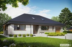 Bungalow House Design, Modern Bungalow, Veronica, Gabriel, Gazebo, House Plans, Outdoor Structures, Architecture, Outdoor Decor