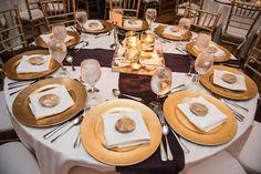 Hyatt Regency Baltimore Wedding | Constellation Ballroom | Tablescape | Ayesaha Ahmad Photography