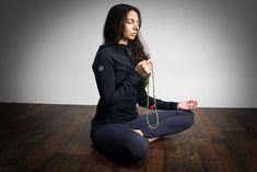 Learn 5 potent ways to use Buddhist & yoga mala beads: Japa or Mantra Meditation, Breathing Meditation, Gratitude Contemplation, Mind-body Healing, and as Fashion. How to Use a Mala Ways) Yoga Mala, Chakra Meditation, Buddhist Meditation Techniques, Breathing Meditation, Meditation Space, Gayatri Mantra, Chakra Cleanse, Hindu Mantras, 5 Ways