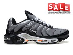 NIKE AIR MAX TN/TUNED REQUIN 2013 - CHAUSSURES NIKE SPORTSWEAR PAS CHER POUR HOMME Argent/Noir/Blanc 604133-208 Nike Air Max Tn, Nike Huarache, Nike Sportswear, Maroon Nike, Basket Pas Cher, Site Nike, Air Max Sneakers, Sneakers Nike, Baskets