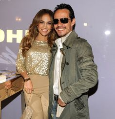 Jennifer Lopez and Marc Anthony Getting Divorced