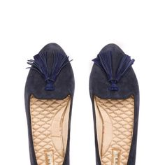 Slippers: The Bluebird with Quilted Insole