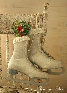 ice skates, how cute