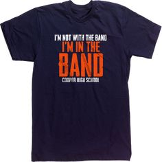 1000 images about band shirts on pinterest marching for High school band shirts