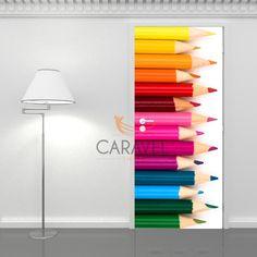 Παιδικό Αυτοκόλλητο Πόρτας παιδικό Home Decor, Decoration Home, Room Decor, Home Interior Design, Home Decoration, Interior Design