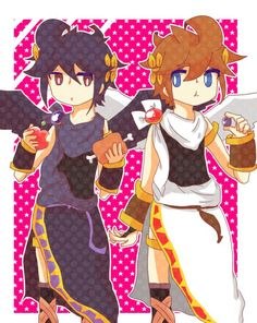 Kid Icarus Uprising, Video Game Art, Nintendo Games, Best Games, Angles, Minnie Mouse, I Am Awesome, Fanart, Wattpad