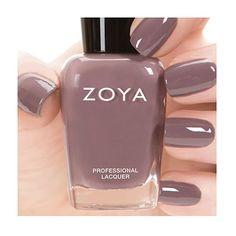 Zoya Nail Polish in Normani (nude mauve-purple cream): Naturel Collection