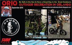 e5e6cf3cdf Outdoor Recreation In Orlando  Rambo Fat Tire Electric Hunting Bikes Outdoor  Recreation