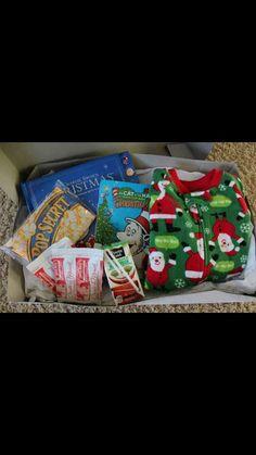 Night before christmas gift