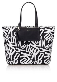 Keep up with the trends with this DKNY active shopper! Perfect for those shopping trips! Available via www.namshi.com