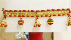 Diwali Diy, Diwali Craft, Diwali Gifts, Diy Diwali Decorations, Festival Decorations, Handmade Decorations, Art N Craft, Craft Work, Creative Crafts