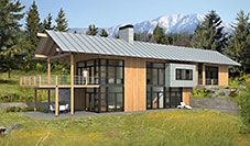 Planning a Lindal home building project