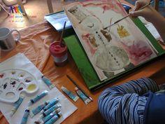 Cursuri Pictura copii si adulti   Atelier 7culori