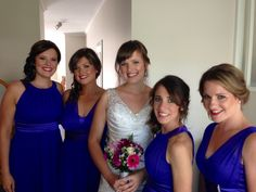 Today's bridal party