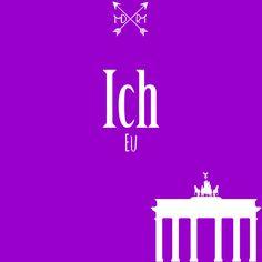 Aprendendo Alemão - Deutsch German, Movie Posters, Learn German, Deutsch, German Language, Film Poster, Popcorn Posters, Film Posters